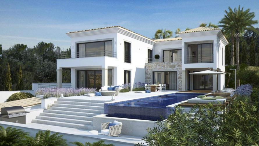 Bespoke villas