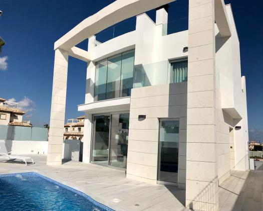 3 bedroom Villa in Orihuela Costa
