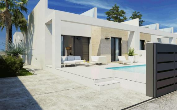 2 bedroom Townhouse in Daya Nueva