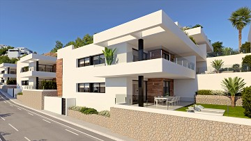 2 bedroom Penthouse in Moraira