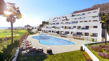 1 bedroom Apartment in San Juan de los Terreros